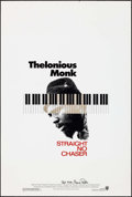 """Movie Posters:Documentary, Thelonious Monk: Straight, No Chaser (Warner Brothers, 1988). Autographed One Sheet (27"""" X 40""""). Documentary.. ..."""