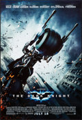 """Movie Posters:Action, The Dark Knight (Warner Brothers, 2008). Advance One Sheets (2) (27"""" X 40""""). Styles E & F. Action.. ... (Total: 2 Items)"""