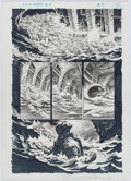 Original Comic Art:Panel Pages, Bernie Wrightson City of Others #3 Page 10 Original Art(Dark Horse, 2007)....