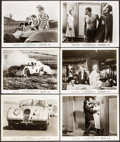 "Movie Posters:Action, RoadRacers (American International, 1959). Photos (19) (8"" X 10"").Action.. ... (Total: 19 Items)"