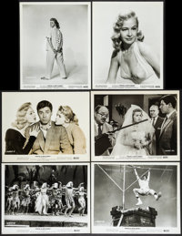 "Rock-a-Bye Baby (Paramount, 1958, R-1963). Photos (51) (8"" X 10""). Comedy. ... (Total: 51 Items)"
