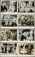 "Movie Posters:Rock and Roll, Rock, Rock, Rock (DCA, 1956). Photos (24) (8"" X 10""). Rock andRoll.. ... (Total: 24 Items)"