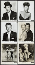 "Movie Posters:Musical, There's No Business Like Show Business (20th Century Fox, 1954). Photos (38) & Color Glos Photos (3) (8"" X 10""). Musical.. ... (Total: 41 Items)"
