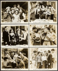 """Movie Posters:Crime, They Made Me a Criminal & Other Lot (Dominant, R-1956). Photos(30) (8"""" X 10""""). Crime.. ... (Total: 30 Items)"""