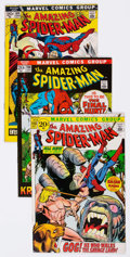 Bronze Age (1970-1979):Superhero, The Amazing Spider-Man Group of 31 (Marvel, 1972-79) Condition:Average VF.... (Total: 31 Comic Books)