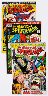 The Amazing Spider-Man Group of 31 (Marvel, 1972-79) Condition: Average VF.... (Total: 31 Comic Books)