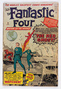 Silver Age (1956-1969):Superhero, Fantastic Four #13 (Marvel, 1963) Condition: GD+....