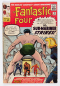 Silver Age (1956-1969):Superhero, Fantastic Four #14 (Marvel, 1963) Condition: VG+....