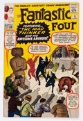 Silver Age (1956-1969):Superhero, Fantastic Four #15 (Marvel, 1963) Condition: FN....