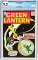 Green Lantern #24 (DC, 1963) CGC NM- 9.2 Off-white to white pages