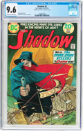 Bronze Age (1970-1979):Miscellaneous, The Shadow #2 (DC, 1974) CGC NM+ 9.6 Off-white to white pages....