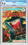Bronze Age (1970-1979):Miscellaneous, The Shadow #3 (DC, 1974) CGC NM+ 9.6 Off-white to white pages....
