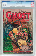 Golden Age (1938-1955):Horror, Ghost #7 (Fiction House, 1953) CGC FN 6.0 Off-white pages....