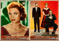 "Movie Posters:Drama, The Country Girl (Paramount, 1955). Italian Photobustas (2) (19.25""X 26.5""). Drama.. ... (Total: 2 Items)"
