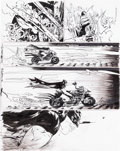 Original Comic Art:Panel Pages, Paul Pope Batman: Year 100 #3 Story Page 31 Original Art(DC, 2006)....