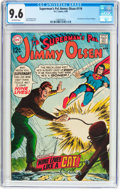 Silver Age (1956-1969):Superhero, Superman's Pal Jimmy Olsen #119 (DC, 1969) CGC NM+ 9.6 Off-white pages....