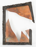 Other, Armand P. Arman (1928-2005). Mirror, Mirror, 1984. Cast bronze with black patina. 35-3/4 x 26-3/4 x 2 inches (90.8 x 67....