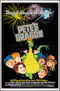 """Movie Posters:Animation, Pete's Dragon & Others Lot (Buena Vista, 1977). One Sheets (3) (27"""" X 41""""). Flat Folded. Animation.. ... (Total: 3 Items)"""