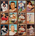 Baseball Cards:Lots, 1962 Topps Baseball (330). ...