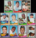 Baseball Cards:Lots, 1965 Topps Baseball (200+). ...