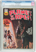 Magazines:Science-Fiction, Planet of the Apes #23 (Marvel, 1976) CGC NM 9.4 Off-white to whitepages....