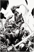 Original Comic Art:Covers, David Finch New Avengers #13 Cover Original Art (Marvel,2006)....