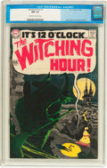 Silver Age (1956-1969):Horror, The Witching Hour #1 (DC, 1969) CGC NM 9.4 Off-white to whitepages....