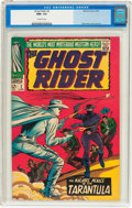 Silver Age (1956-1969):Western, The Ghost Rider #2 (Marvel, 1967) CGC NM+ 9.6 Off-white pages....
