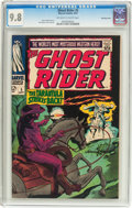 Silver Age (1956-1969):Western, The Ghost Rider #5 Bowling Green pedigree (Marvel, 1967) CGC NM/MT9.8 Off-white to white pages....