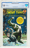 Bronze Age (1970-1979):Horror, DC Special Series #2 Swamp Thing (DC, 1977) CBCS NM/MT 9.8 Whitepages....