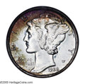 1938-S 10C MS68 ★ Full Bands NGC. A wonderful coin with splendidly full definition and pleasing, pristine surfaces. Both...