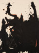 Robert Motherwell (1915-1991) Nemesis, 1981-82 Acrylic on canvas 60 x 44 inches (152.4 x 111.8 cm) Signed and dated