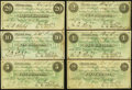 Obsoletes By State:Ohio, OH - Lot of 39 Ohio Scrip Note Items from Several Genres. . ...(Total: 39 notes)