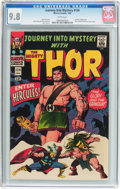 Silver Age (1956-1969):Superhero, Journey Into Mystery #124 (Marvel, 1966) CGC NM/MT 9.8 Whitepages....