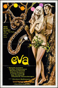 "Movie Posters:Foreign, Eva (MGM, 1969). One Sheet (27"" X 41""). Foreign.. ..."