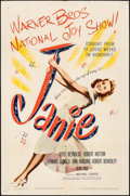 "Movie Posters:Comedy, Janie (Warner Brothers, 1944). One Sheet (27"" X 41""). Comedy.. ..."