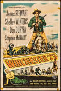 "Movie Posters:Western, Winchester '73 (Universal International, 1950). One Sheet (27"" X 41""). Western.. ..."