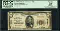National Bank Notes:Nebraska, Walthill, NE - $5 1929 Ty. 1 The First NB Ch. # 8685. ...