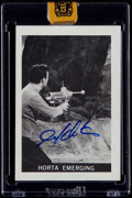 "Non-Sport Cards:Singles (Post-1950), 2008 Donruss Celebrity Cuts William Shatner ""Horta Emerging"" 1967Leaf Buyback Autograph Card - 1 of 1. ..."