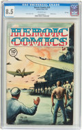 Golden Age (1938-1955):War, Heroic Comics #29 File Copy (Eastern Color, 1945) CGC VF+ 8.5 Off-white pages....