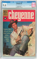 Silver Age (1956-1969):Western, Cheyenne #20 File Copy (Dell, 1961) CGC NM+ 9.6 Cream to off-white pages....