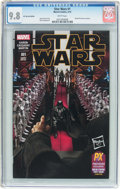 Modern Age (1980-Present):Science Fiction, Star Wars #1 NY Toy Fair Edition (Marvel, 2015) CGC NM/MT 9.8 Whitepages....