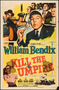 "Movie Posters:Sports, Kill the Umpire & Other Lot (Columbia, 1950). One Sheets (2) (27"" X 41""). Sports.. ... (Total: 2 Items)"