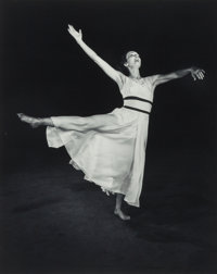 Barbara Morgan (American, 1900-1992) Dance (portfolio of ten photographs), 1935-1944 Gelatin silver