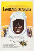 "Movie Posters:Academy Award Winners, Lawrence of Arabia (Columbia, 1962). One Sheet (27"" X 41"") RoadshowStyle B. Academy Award Winners.. ..."