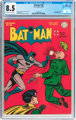 Batman #28 (DC, 1945) CGC VF+ 8.5 Off-white to white pages