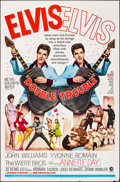 "Movie Posters:Elvis Presley, Double Trouble (MGM, 1967). One Sheet (27"" X 41""). Elvis Presley....."
