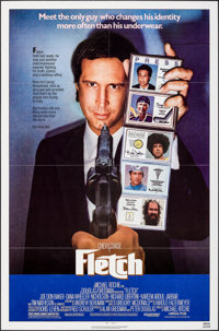 """Fletch & Other Lot (Universal, 1985). One Sheets (2) (27"""" X 41""""). Comedy. ... (Total: 2 Items)"""