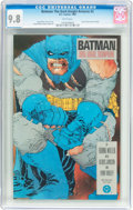 Modern Age (1980-Present):Superhero, Batman: The Dark Knight Returns #2 (DC, 1986) CGC NM/MT 9.8 Whitepages....