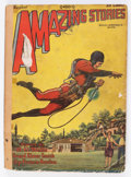 Pulps:Science Fiction, Amazing Stories V3#5 (Ziff-Davis, 1928) Condition: FR....